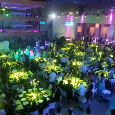 חתונה באולם רד - כל האורחים כבר הגיעו