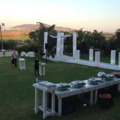 גן האירועים של אולם רד